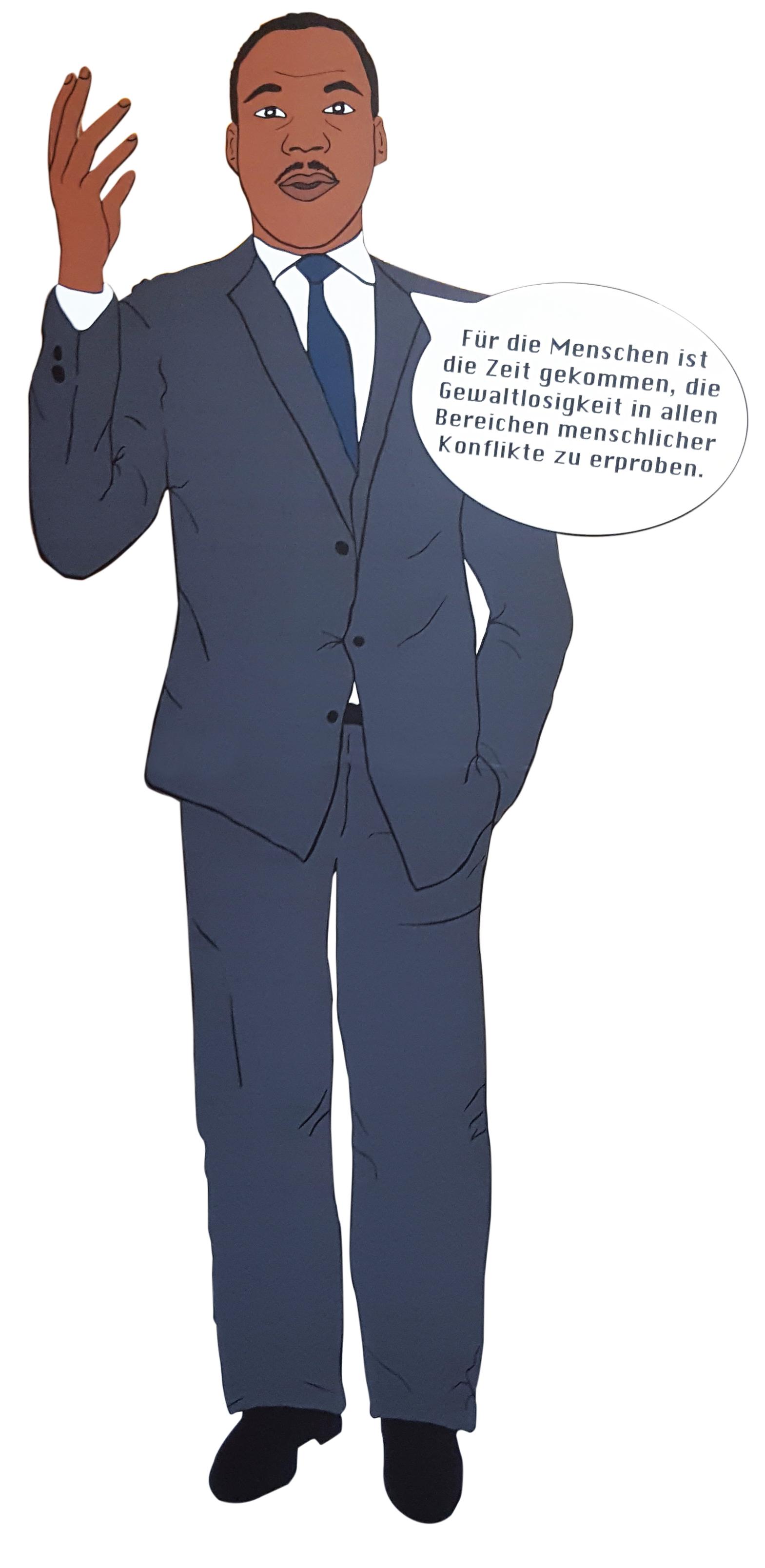 M.L.King